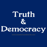 Truth & Democracy - Adult Design