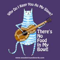 There's No Food In My Bowl - Adult 5 - Why Do I Keep You As My Slave? Design