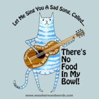 There's No Food In My Bowl - Adult 2B - Let Me Sing You A Song, Called... Design
