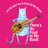 There's No Food In My Bowl - Child 3 - Let Me Sing You A Song Of My People Design