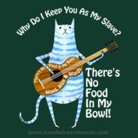 There's No Food In My Bowl - Child 5 - Why Do I Keep You As My Slave? Design