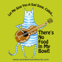 There's No Food In My Bowl - Child 2B - Let Me Sing You A Sad Song, Called... Design