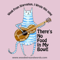 There's No Food In My Bowl - Child 4B - Weak From Starvation, I Wrote This Song Design