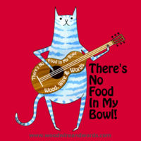 There's No Food In My Bowl - Child 6B Design