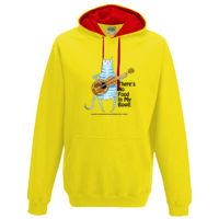 There's No Food In My Bowl - Adult 6B Hoodie Thumbnail