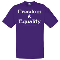 Freedom & Equality - Adult Thumbnail
